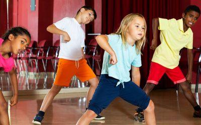 Neues Bewegungsangebot für Kinder